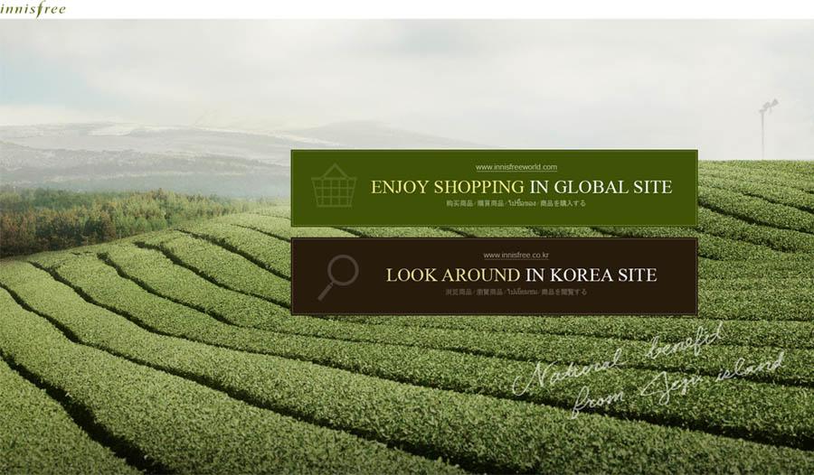 cách mua mỹ phẩm innisfree trực tiếp từ Hàn Quốc