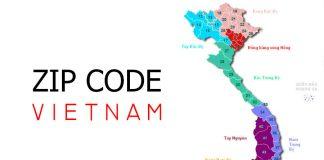 mã thư tín Việt Nam