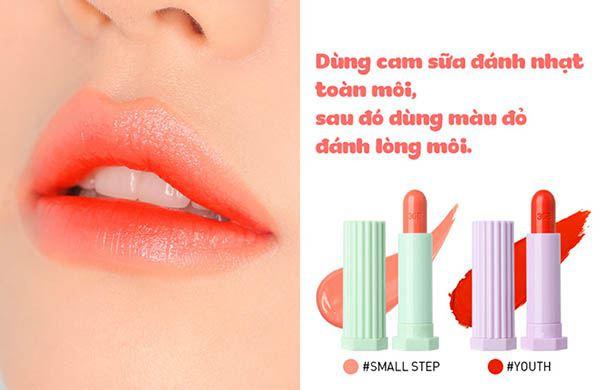 bang-mau-son-love-3ce-velvet-lip-stick