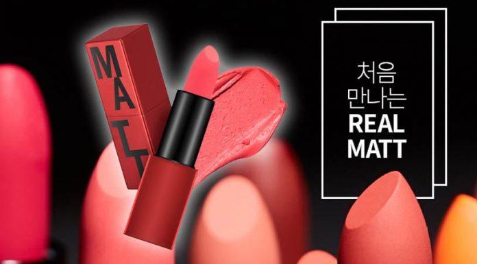 son apieu wild matt lipstick