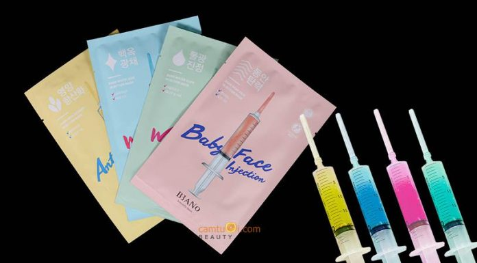 review mặt nạ banobagi injection mask