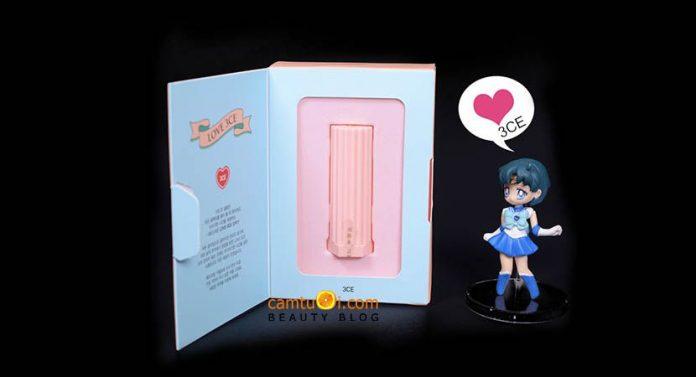 Review son Love 3CE Velvet Lip Stick