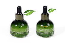 Review tinh dầu trà xanh Innisfree The Green Tea Seed Oil