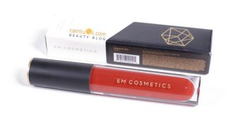 Review son kem lì EM Cosmetics Infinite Lip Cloud