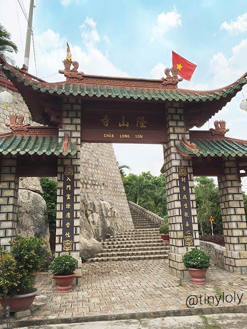 du lịch Núi Sam Châu Đốc