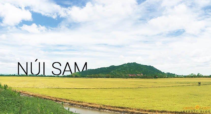du lịch Núi Sam Châu Đốc An Giang