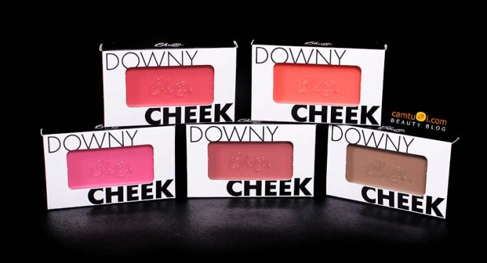 Review má hồng kem Bbia Downy Cheek