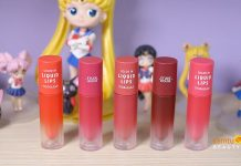 Review son kem Etude House Color In Liquid Lips Mousse