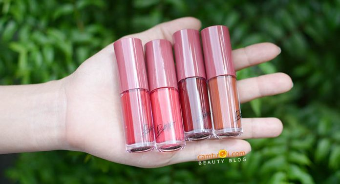 Review son kem Bbia Last Lip Mousse