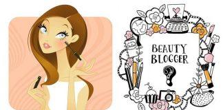 trở thành beauty blogger