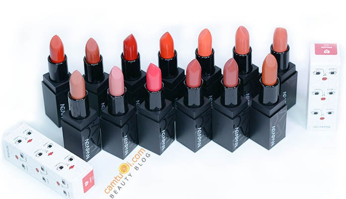 Review son Agapan Pit A Pat Matte Lipstick