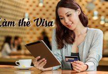 cách làm thẻ Visa