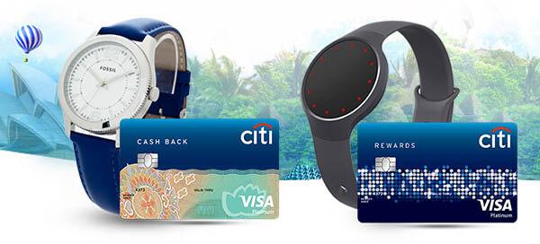 làm thẻ visa citibank