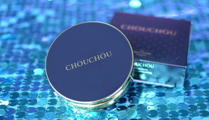 Review phấn phủ Chou Chou Pro Perfection Cover Pact