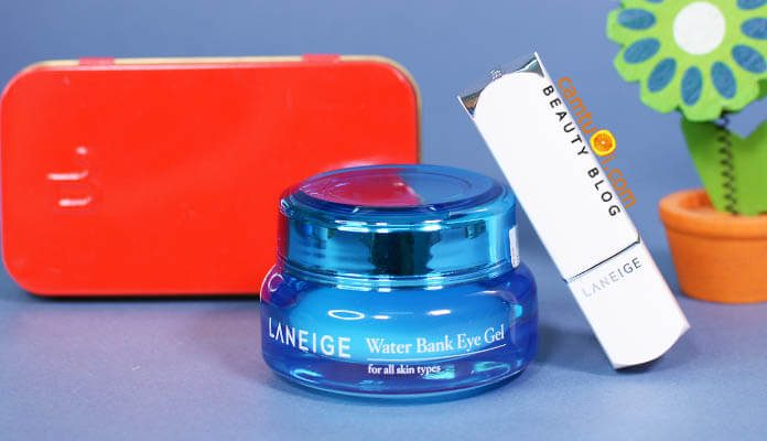 Review kem dưỡng mắt Laneige Water Bank Eye Cream