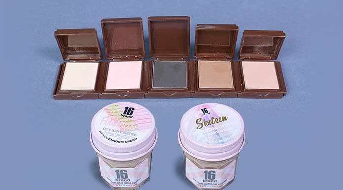 Review kem nền 16Brand Sixteen Guroom Cream