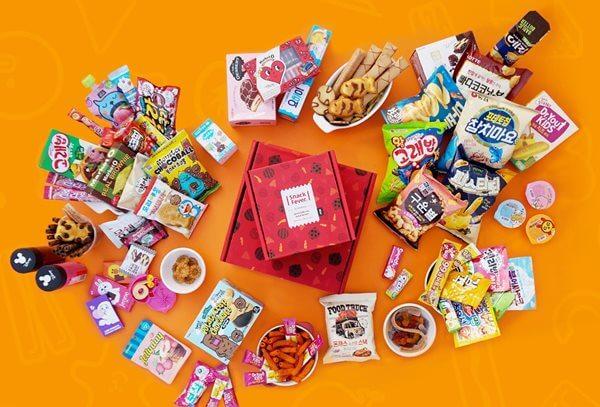 mua snack Hàn Quốc online