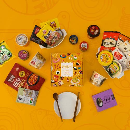 snack Hàn Quốc