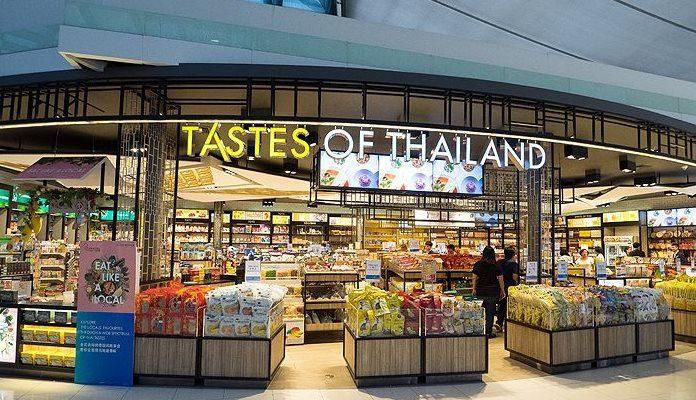 website bán hàng trực tuyến của Thái Lan