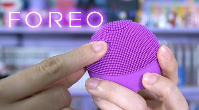 review máy rửa mặt Foreo Luna Play Plus