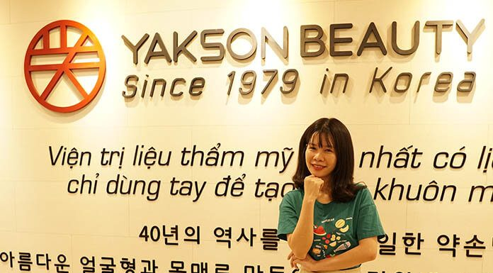 Review Yakson Beauty Hàn Quốc