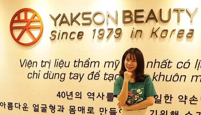 Review Yakson Beauty Hàn Quốc