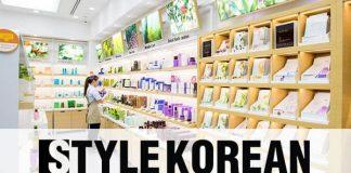 mua mỹ phẩm từ Hàn Quốc