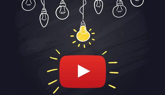 chủ đề cho kênh youtube content
