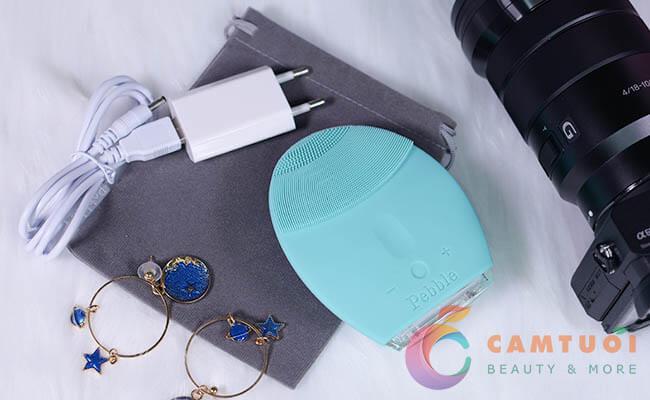 máy rửa mặt Pebble Lisa Gen 5