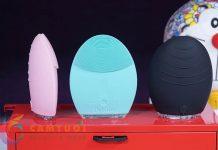 Review máy rửa mặt Pebble Lisa Gen 5