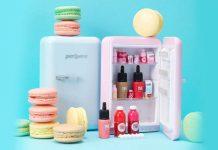 Review set son tủ lạnh Peripera