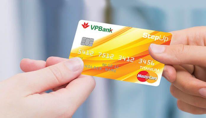 làm thẻ tín dụng vpbank