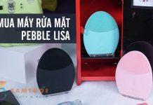 Mua máy rửa mặt Pebble Lisa
