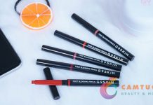 Review son bút chì G9skin First Blending Pencil