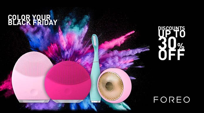 foreo sale black friday 2018