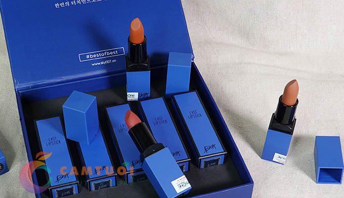 Review son BBIA Last Lipstick Version 4