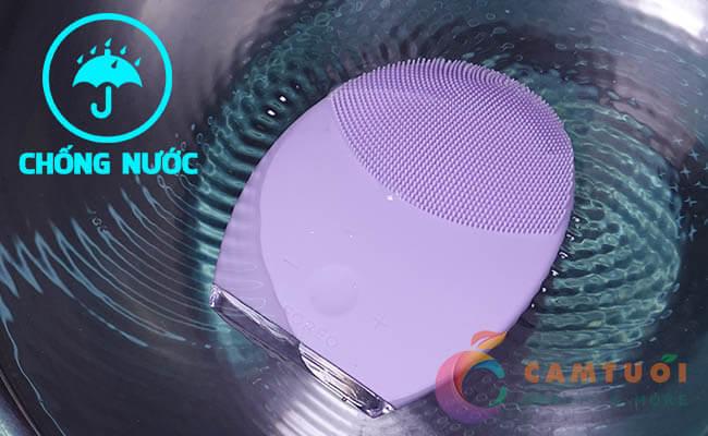 review máy rửa mặt foreo luna 2
