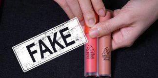Cách phân biệt son 3CE Soft Lip Lacquer thật và giả