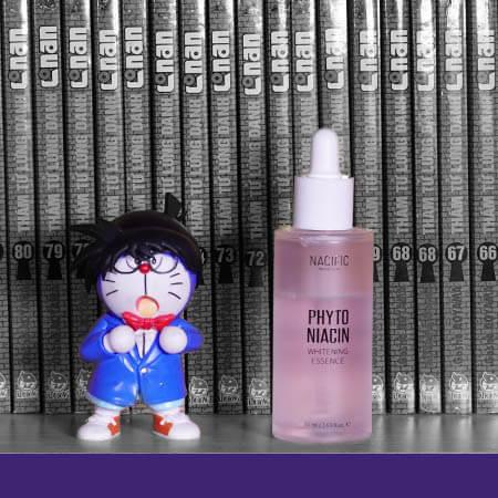 Review bộ mỹ phẩm dưỡng da Phyto Niacin