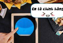 Mua máy rửa mặt Foreo Luna mini 2 chính hãng