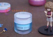 Review kem dưỡng trắng và nâng tông da Laneige White Dew Tone-Up Cream