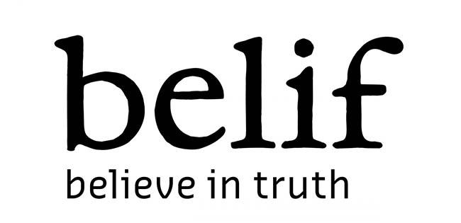 logo mỹ phẩm belif