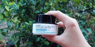 Review kem dưỡng ẩm Belif The True Cream Aqua Bomb