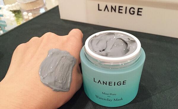 Review mặt nạ đất sét Laneige Mini Pore Water Claymask