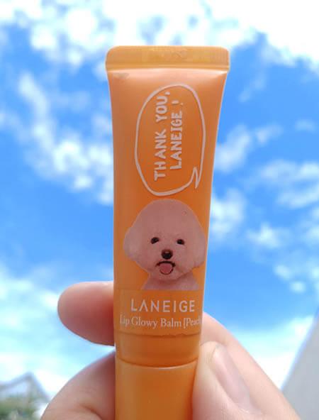 Review son dưỡng môi Laneige Lip Glowy Balm