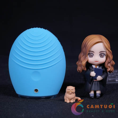 review máy rửa mặt Foreo Luna 3