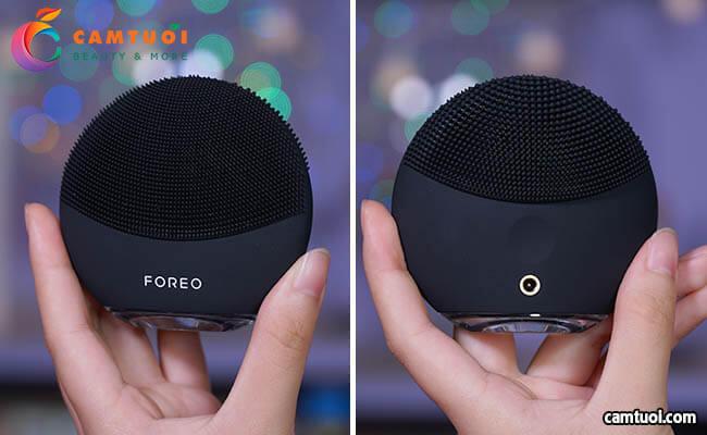 review máy rửa mặt Foreo Luna mini 3
