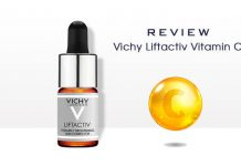 Review serum Vichy Liftactiv Vitamin C