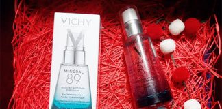 Review Serum Vichy Mineral 89