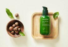 Review tinh chất dưỡng ẩm Innisfree Green Tea Seed Serum